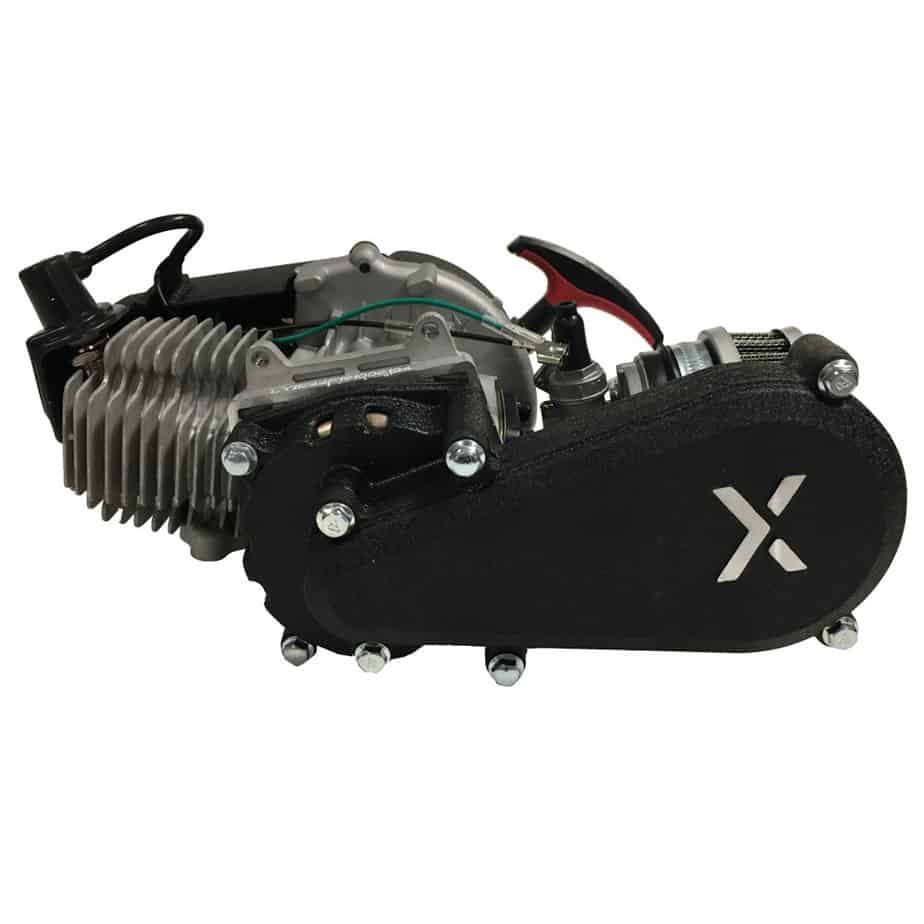 MotoTec 50cc 2-Stroke Demon Dirt Bike Engine