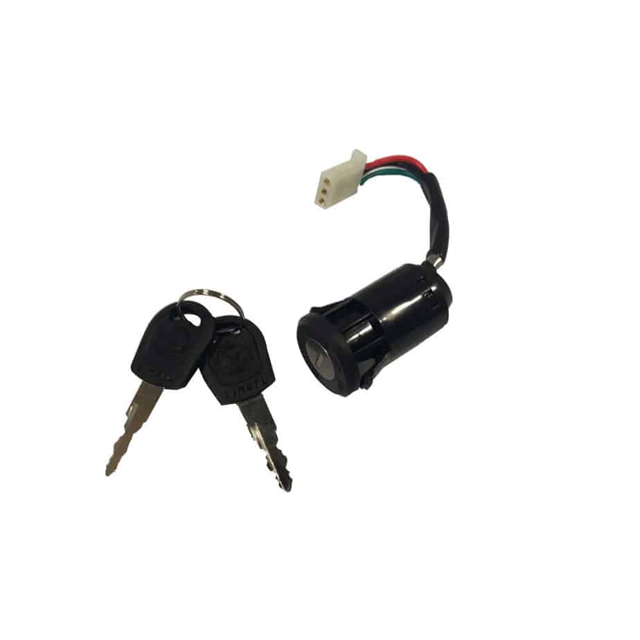 MotoTec Chaos Ignition Switch with Key