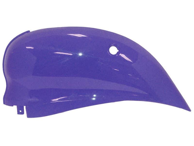 MotoTec Electric Moped Left Body Panel Purple