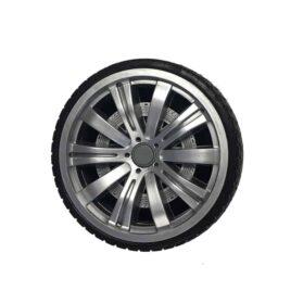 MotoTec Police Car Wheel
