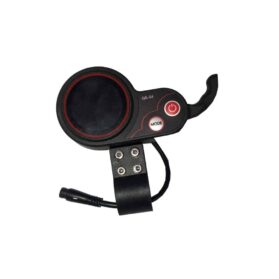 MotoTec Thor 60v 2400w Scooter Trigger Throttle With LCD Display