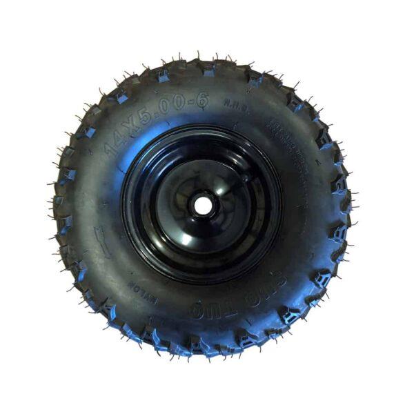 MotoTec Mud Monster Rear Wheel Left