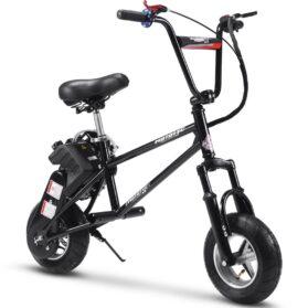 MotoTec 49cc Gas Mini Bike V2 Black