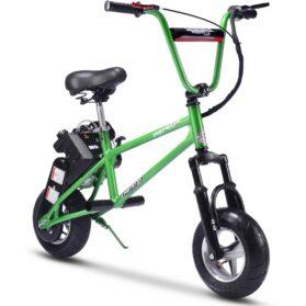 MotoTec 49cc Gas Mini Bike V2 Green