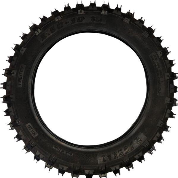 MotoTec 60cc Hooligan Tire 2.50-10