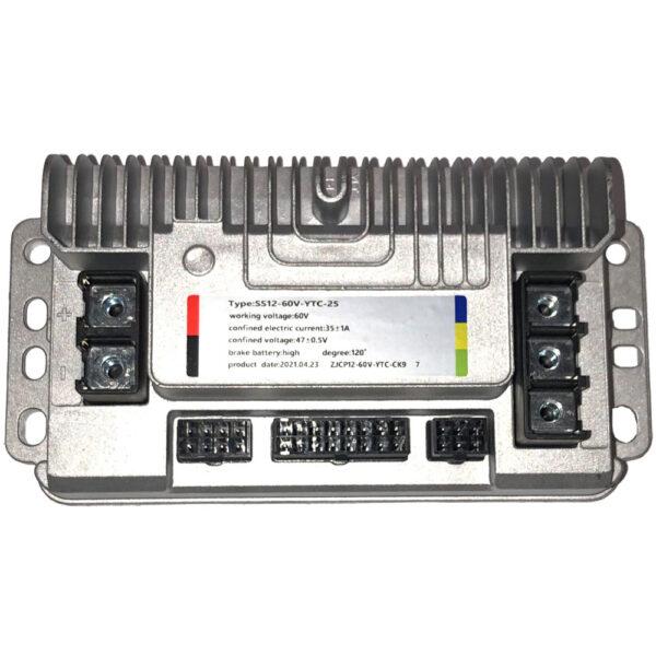 MotoTec Lowboy 60v 2500w Controller